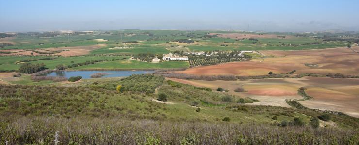 Propriedade agrícola e de caça na Andaluzia (Espanha)