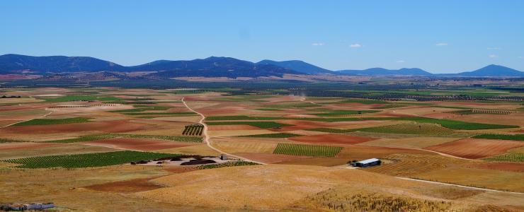 L'Espagne : l'autre pays de l'agriculture !