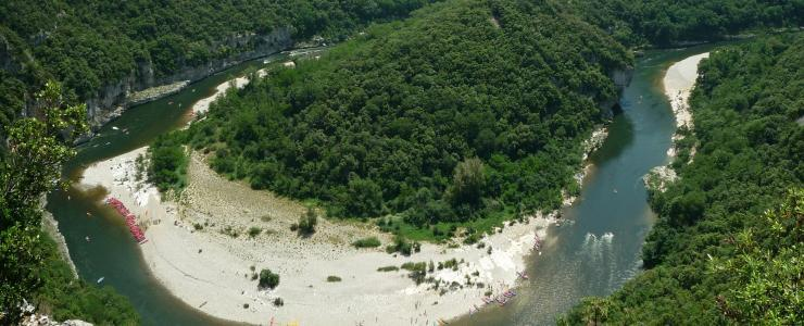 07 Ardèche - Des forêts présentant une grande variété d'essences
